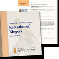 Organizing a Handbell Program-Recruitment and Assimilation